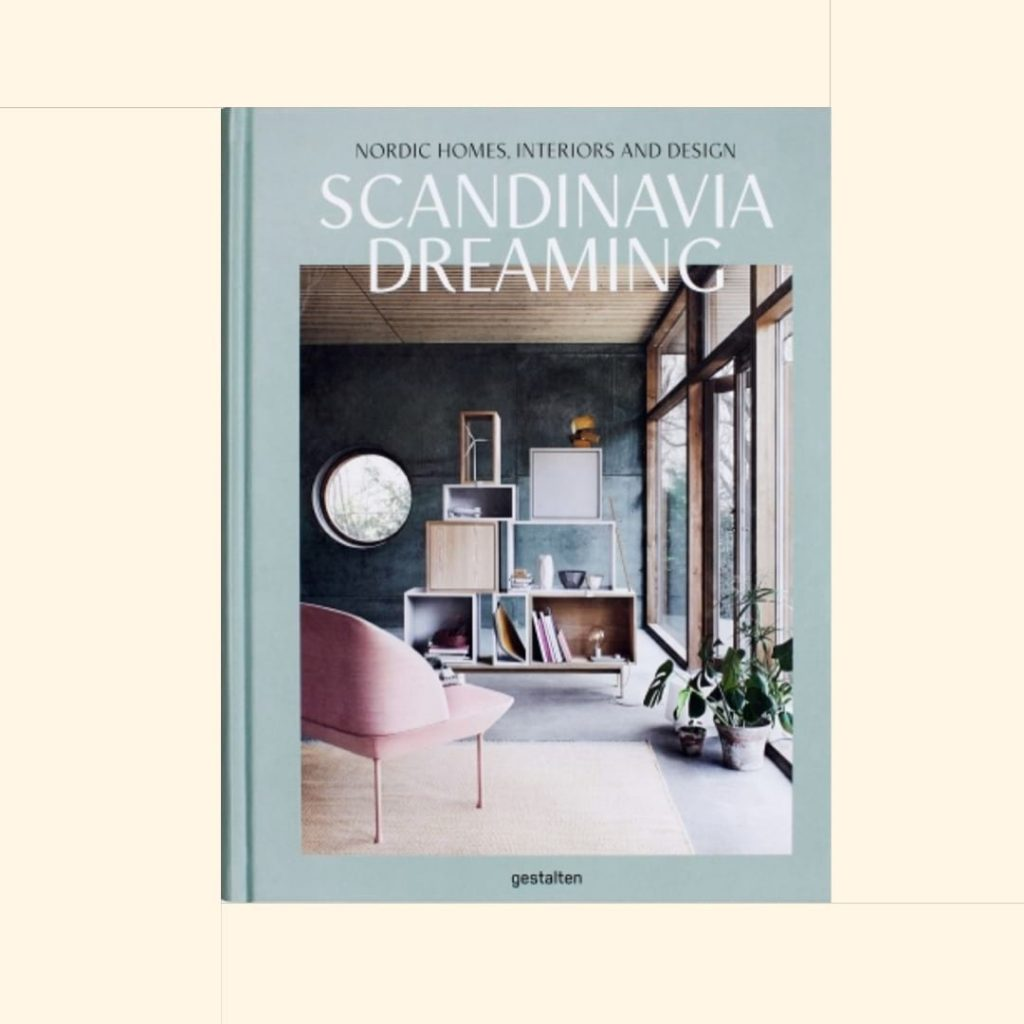 Scandinavia dreaming book - cover front - Gelstalten