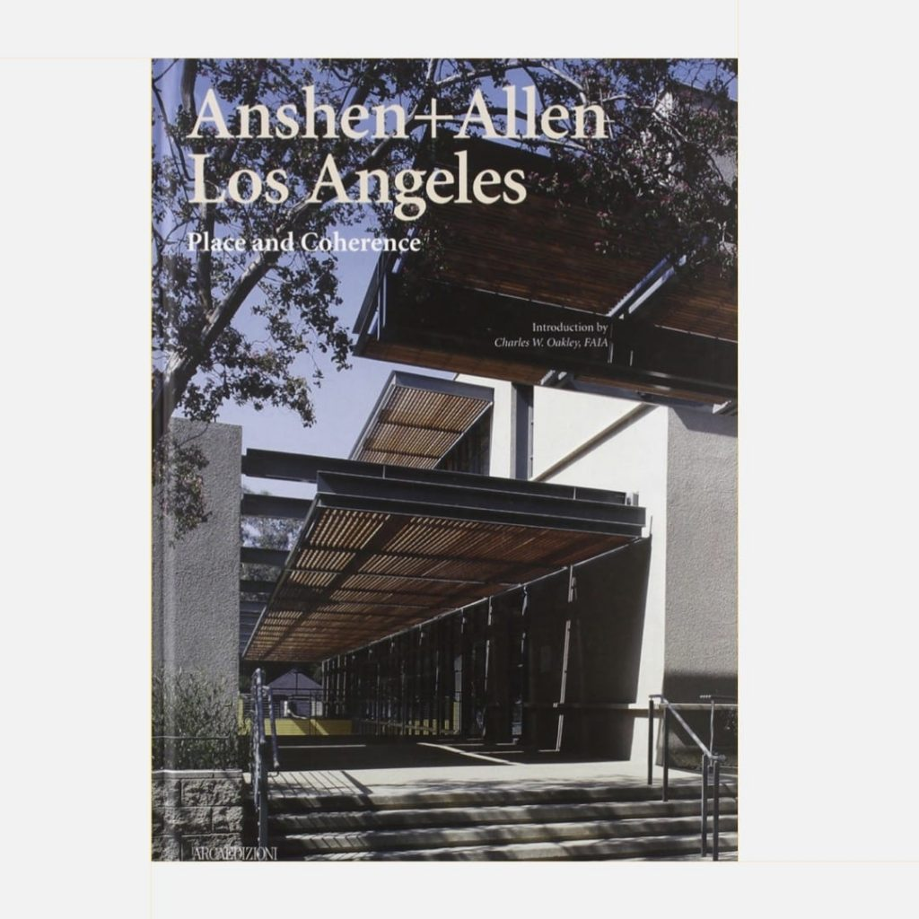 Anshen and Allen Architects - Book cover