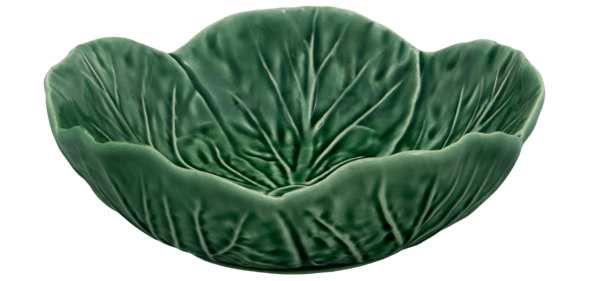 Bordallo Pinheiro - cabbage bowl
