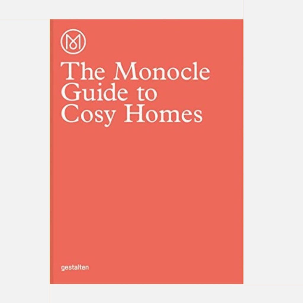 The Monocle Guide to Cosy Homes - Gestalten - book cover