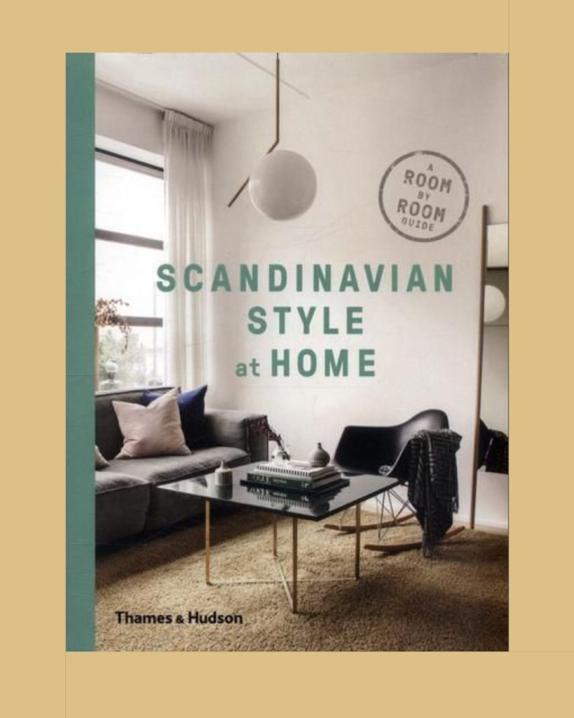 The Scandinavia Style at Home - book cover