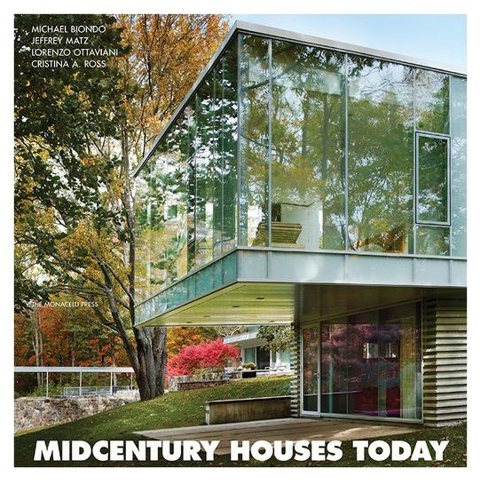 Midcentury Houses Today - Book Cover