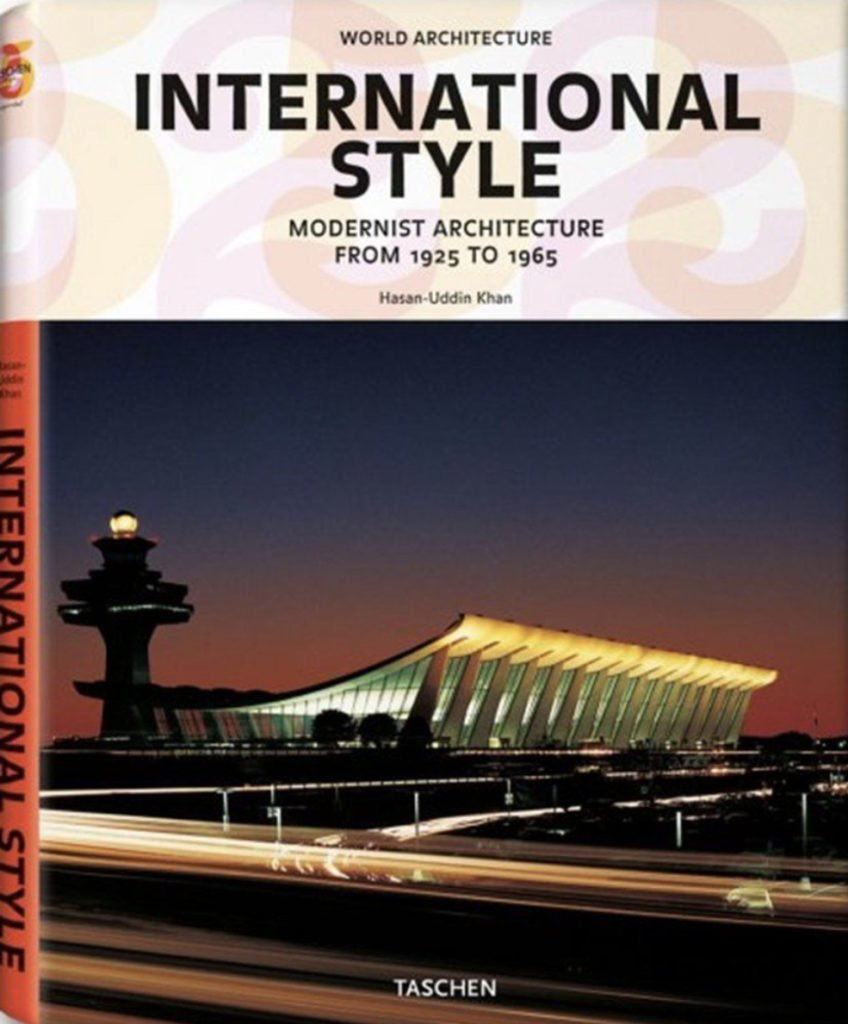 International Style - Taschen - Book cover