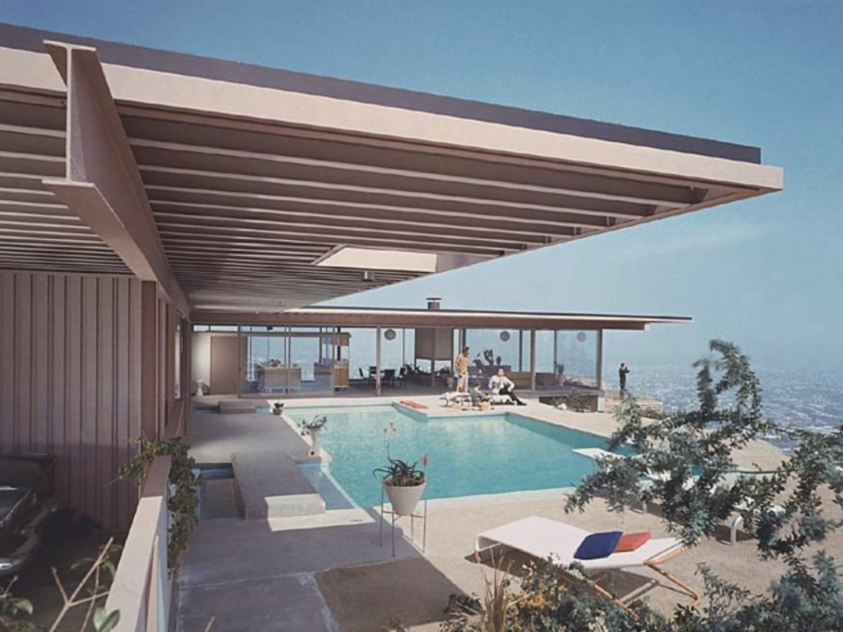 Case study house #22 Julius Shulman