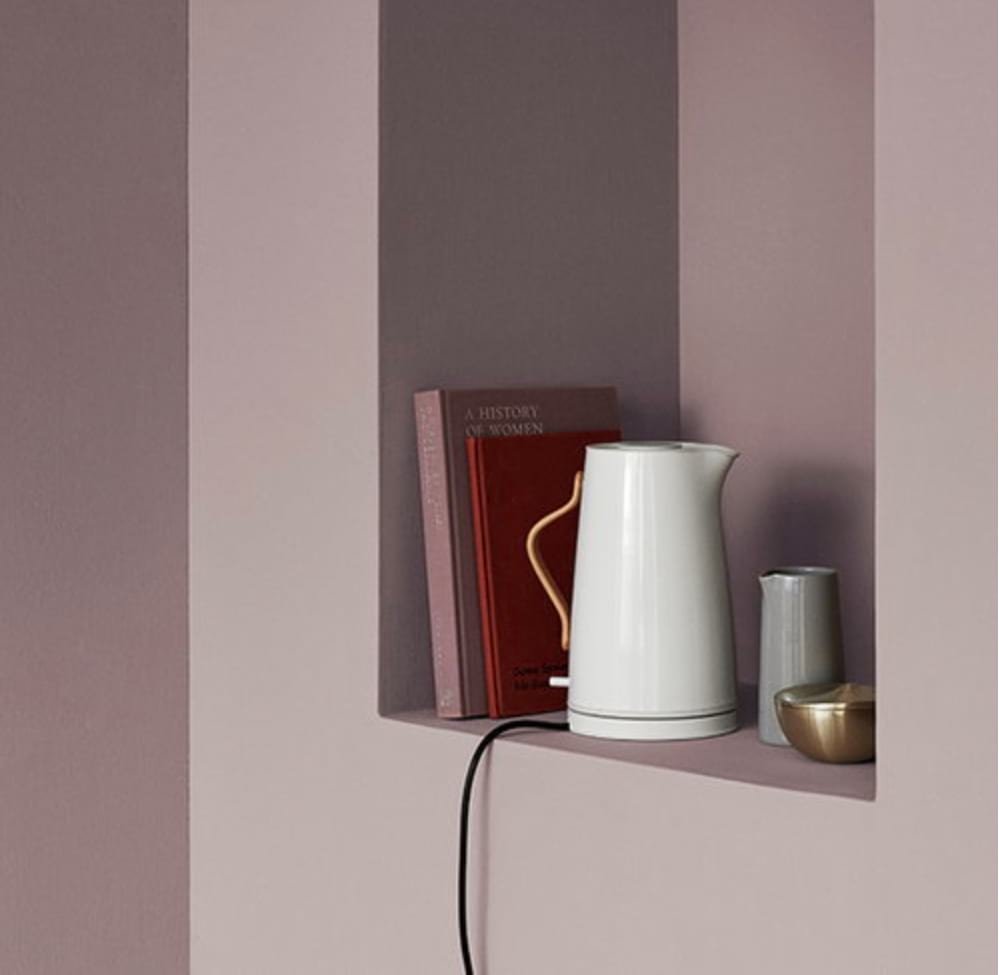Emma electric kettle by Stelton