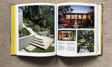 The Mid-century modern garden - inside the book