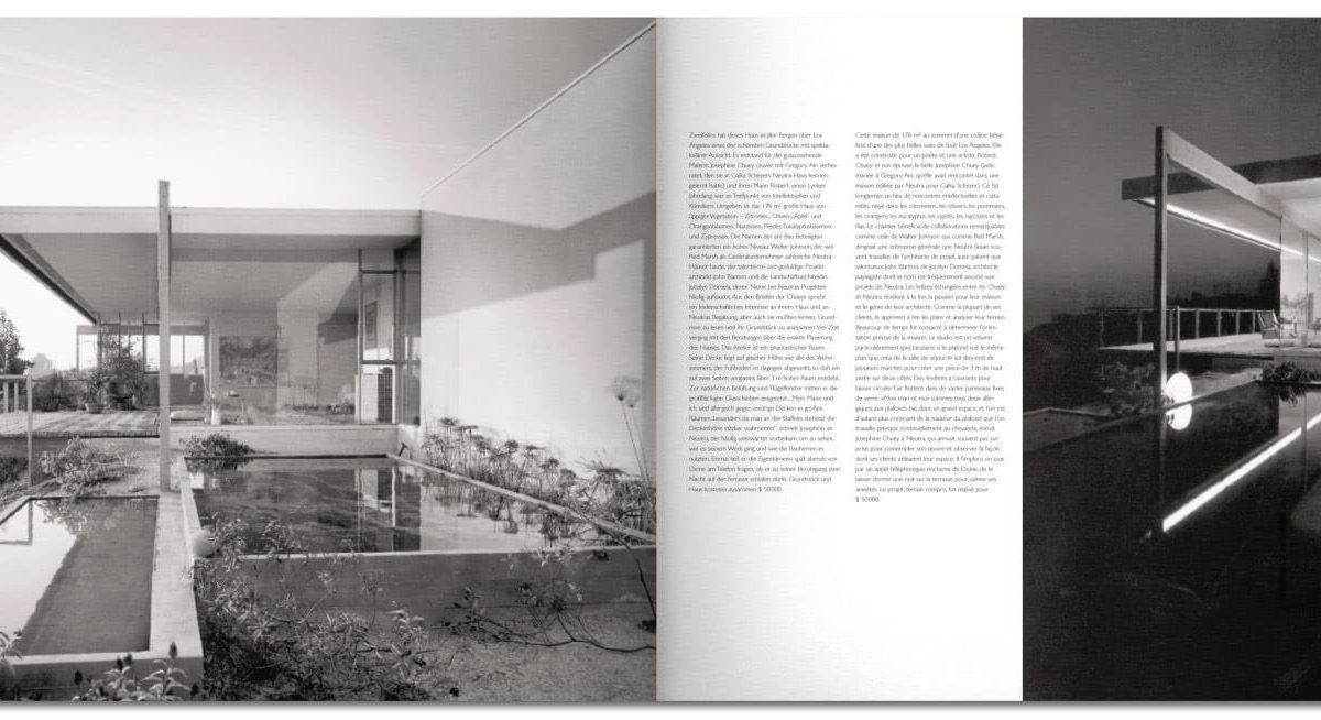 RICHARD NEUTRA - COMPLETE WORKS BOOK