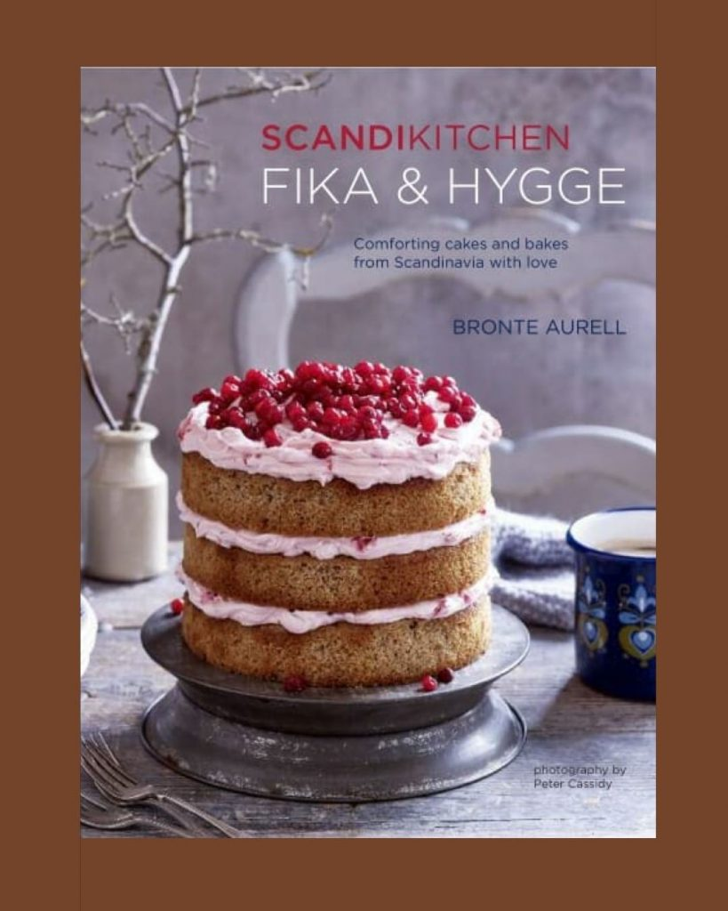 FIka and Hygge recipes book cover