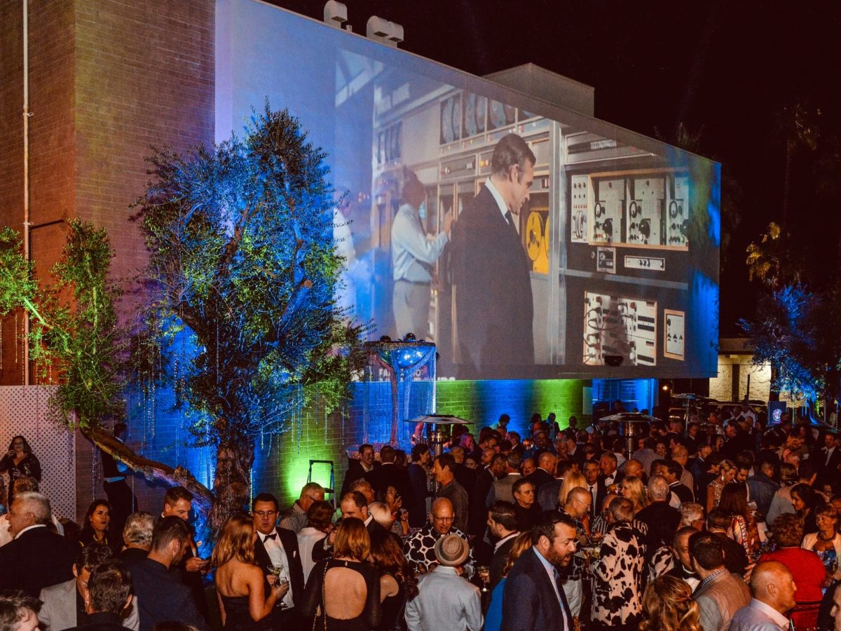Modernism week Opening party 2016