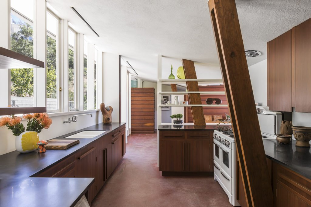 Midcentury home - Echo Park - Los Angeles - kitchen