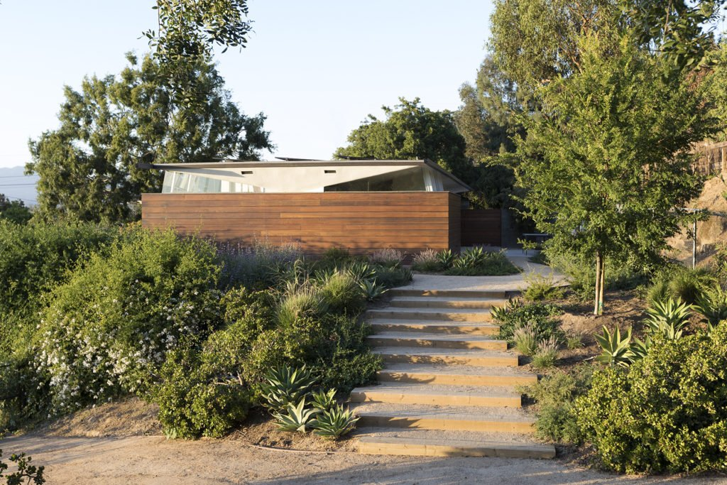 Midcentury home - Echo Park - Los Angeles - Exterior