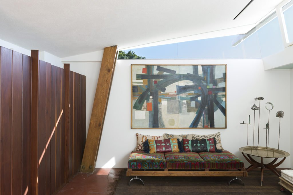 Midcentury home - Echo Park - Los Angeles - relax area