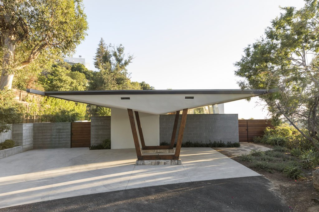 Midcentury home - Echo Park - Los Angeles
