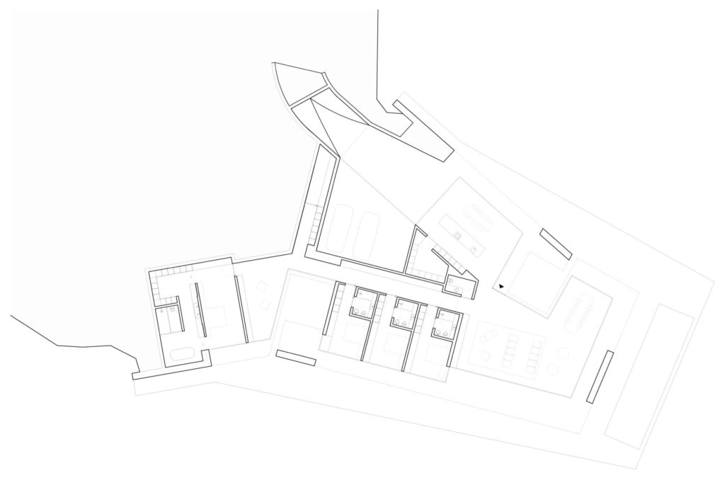 Casa do Gerês - carvalho araujo architects - blueprint