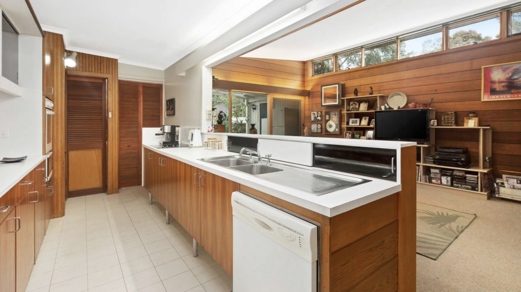 The Jones house - Raymond Jones - Melbourne - kitchen