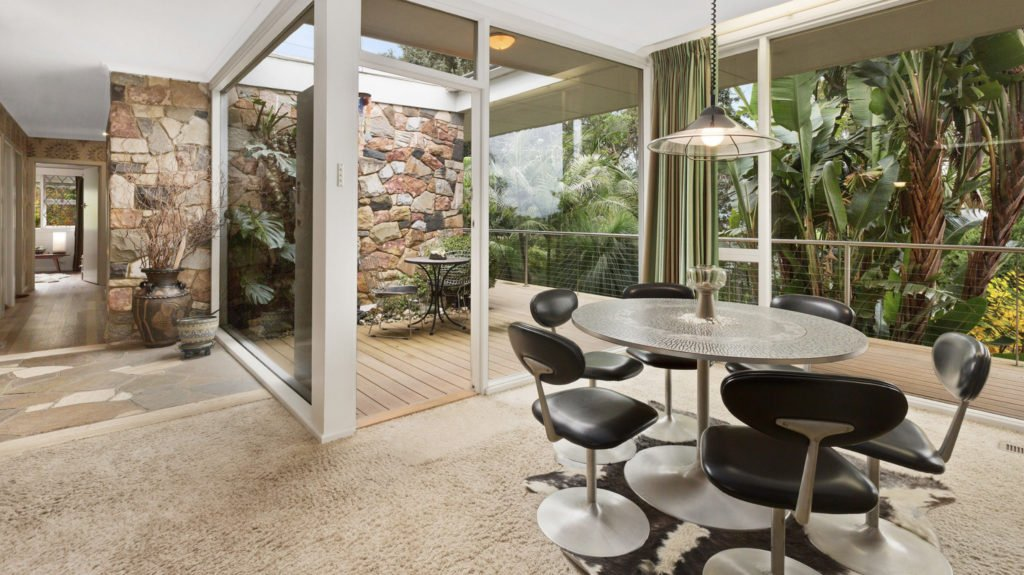The Jones house - Raymond Jones - Melbourne - dining area