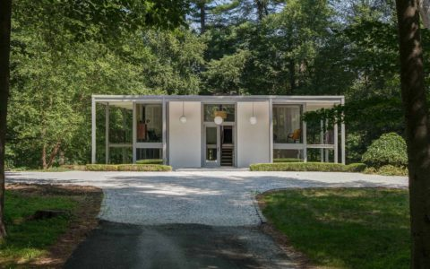 De Silver House - New Canaan