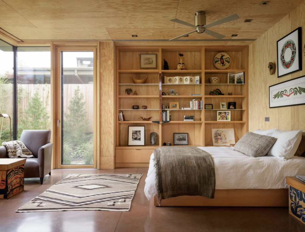 Olson Kundig - Modern City Cabin - Seattle-