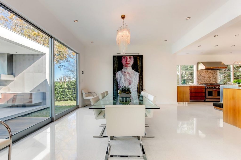 Midcentury Gem In Florida for sale - dining area