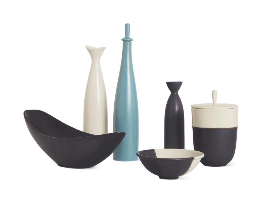 jerome and evelyn ackerman - jenev ceramics collection