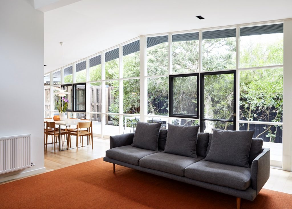 Beaumaris - midcentury house renovation -