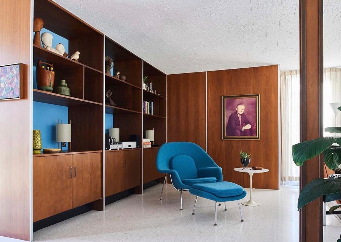 modern mid-century frost house The Frost House Bob Coscarelli