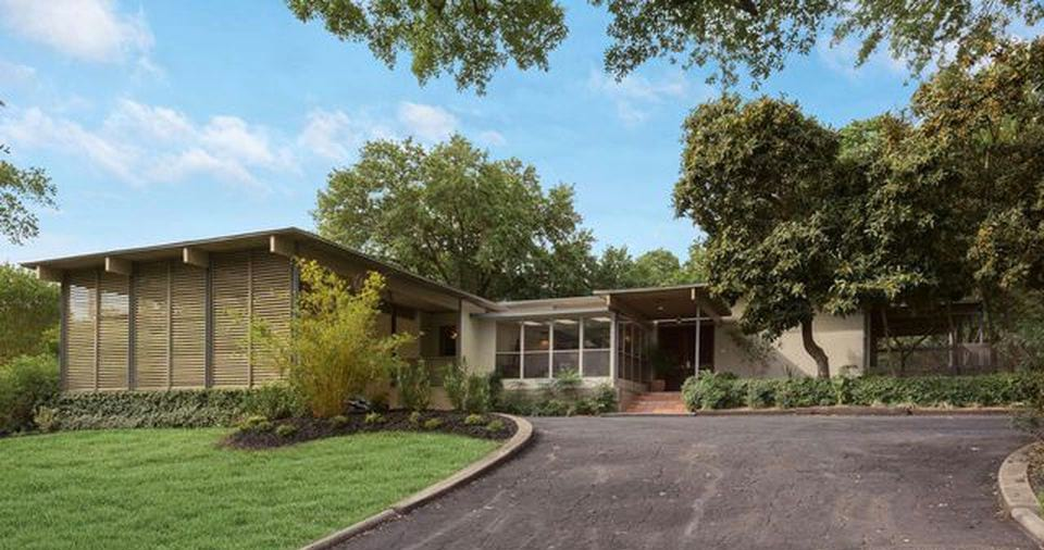 midcentury in san antonio texas