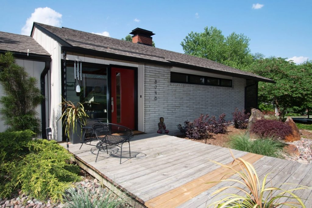 renovated midcentury home kansas city -