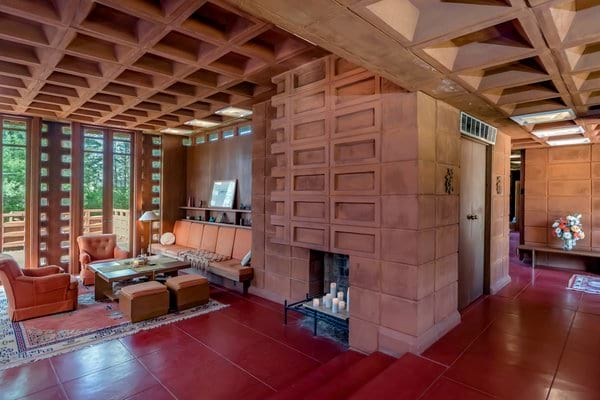 frank lloyd wright - papas house  -