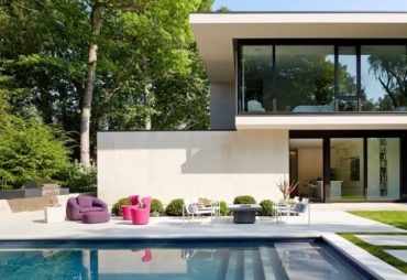 Contemporary Modernist House - Robbins Arciotecture -
