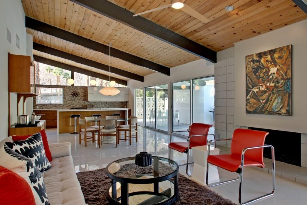 william krisel home in vista las palmas -