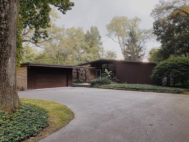 The Woodland House, Midcentury in Ohio