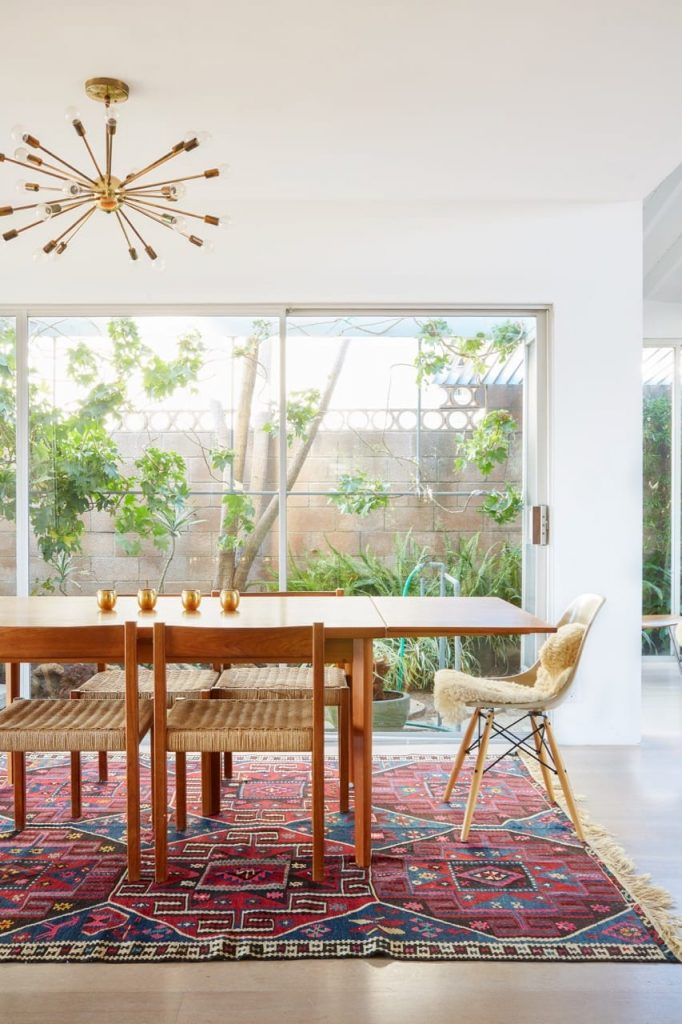 midcentury renovation - franklin street residence -