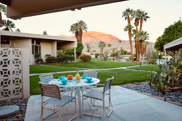william krisel house Palm Desert -