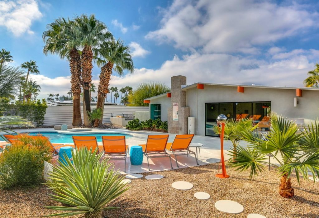 William Krisel Home Palm Springs -