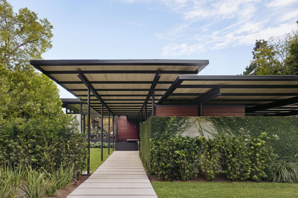 Bellaire Residence Lake Flato architects