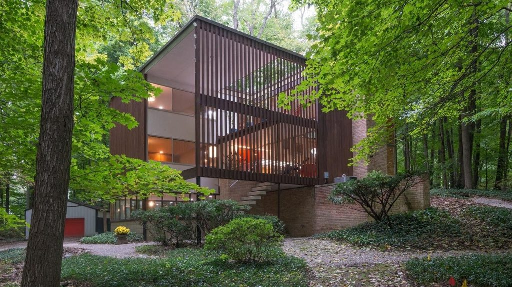Tivadar Balogh's 1958 Midcentury Home