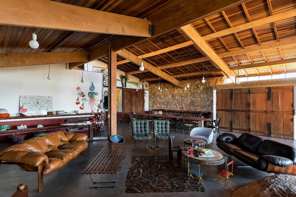 Arvore House by Candida Tabet Arquitetura