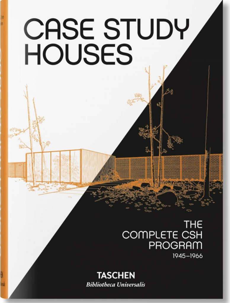 Case study houses book cover