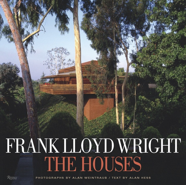 Frank Lloyd Wright - The Houses book cover