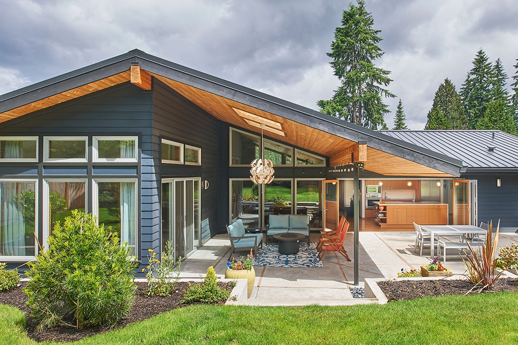 Mid Century Houses And Homes