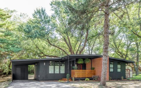 Midcentury renovation